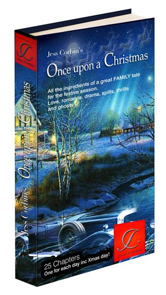 Jess corbin Once upon a Christmas
